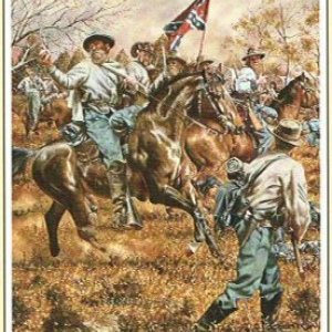 P01 Army of Tennessee Cavalry by Rick Reeves