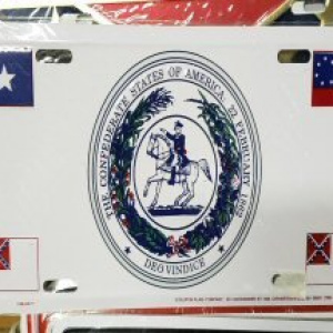 Confederate Seal Tag